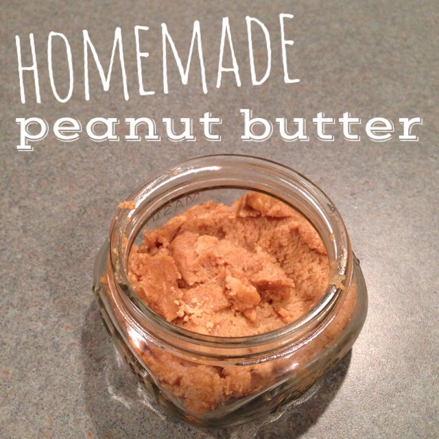 What I Ate Wednesday Peanut Butter