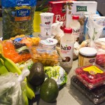 A Trip to the Grocery Store (Inside the Shopping Bags)