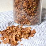 Healthy Coco-NUT-ty Granola Recipe