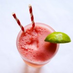 Watermelon Pear Lime Cooler