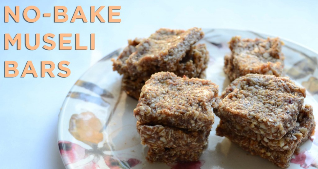 how to use old muesli bars