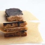 Chocolate Ginger Energy Bars