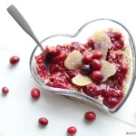 Cranberry Steel Cut Oats