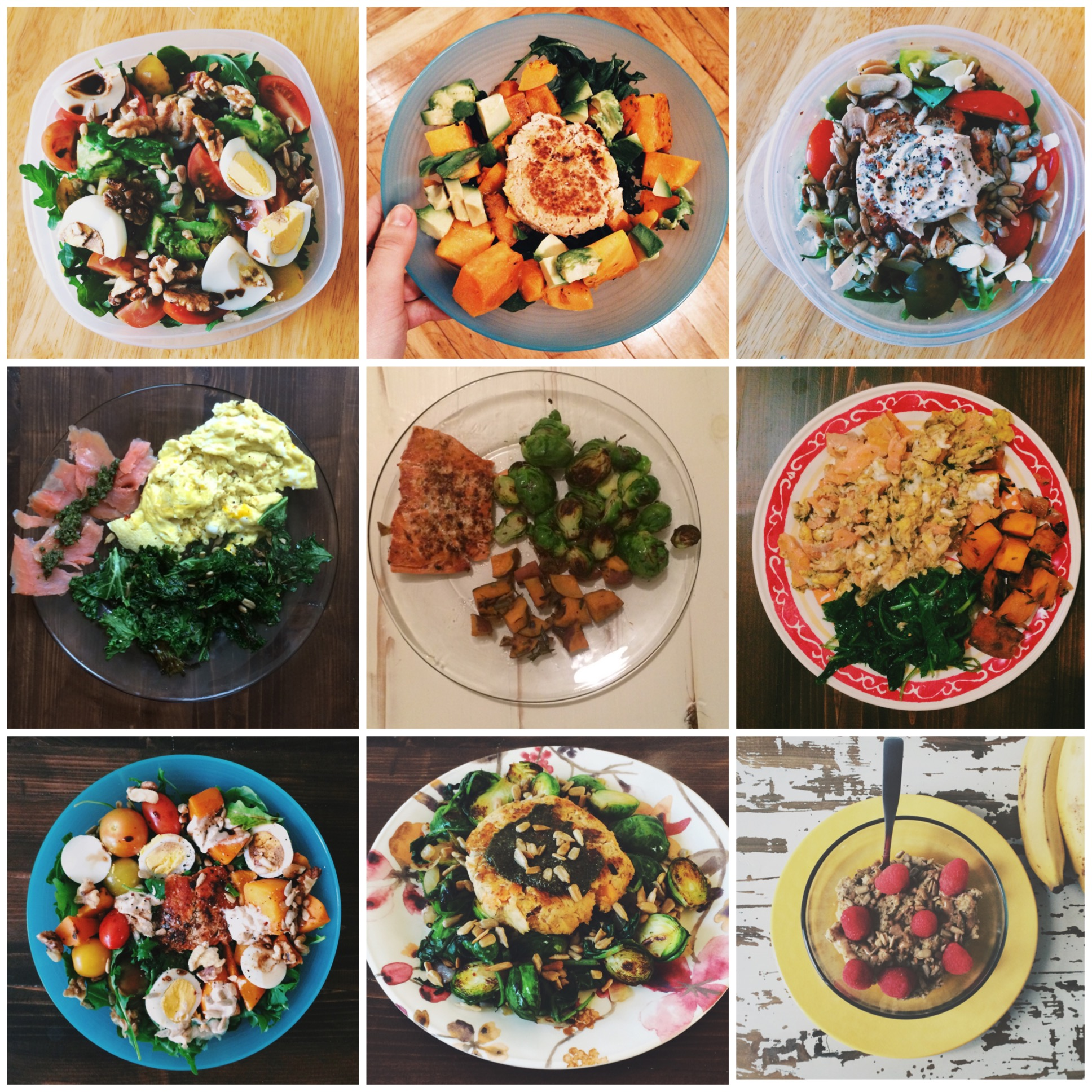 Week 1 of the Whole 30: What I Ate and How I Felt