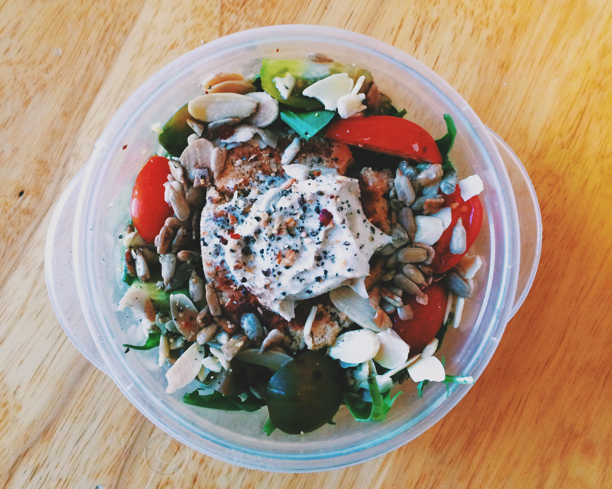 What I Ate Wednesday: on the Whole30
