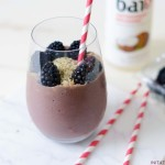 Kale Berry Power Smoothie