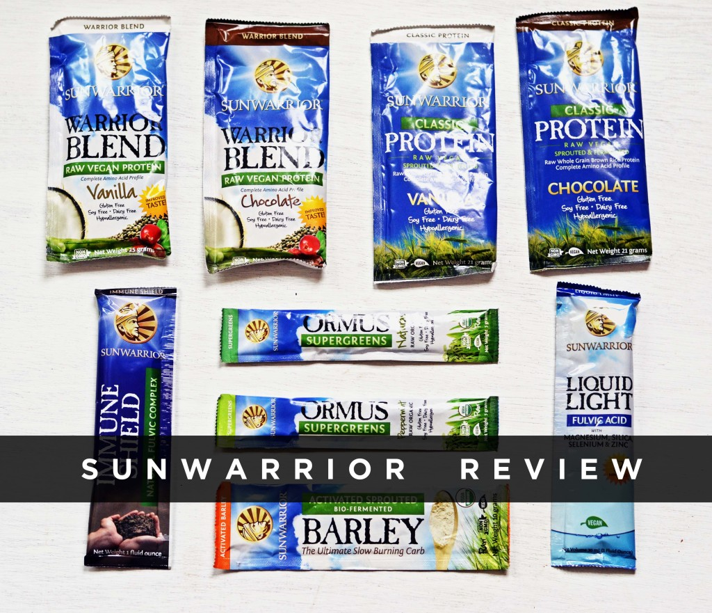 SUNWARRIOR review