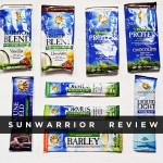 How Vegans and Vegetarians Get Protein & a Sunwarrior Review