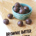 Brownie Batter Energy Bites