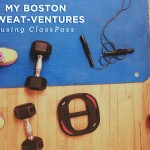 My Boston Sweat-ventures