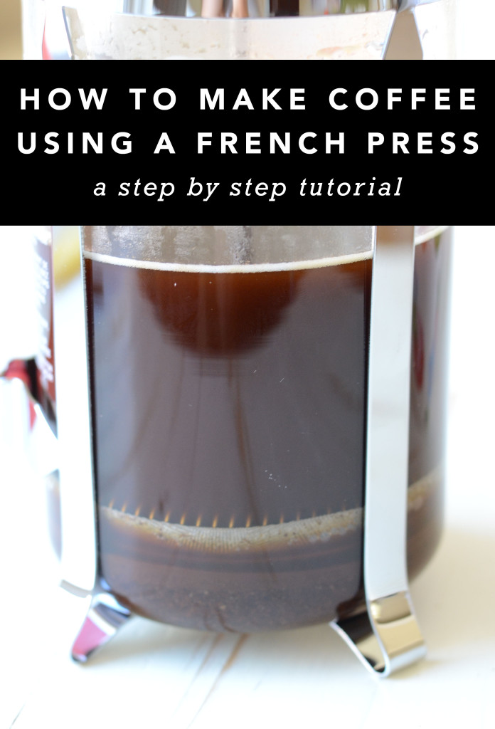how to draw a french coffee press easy