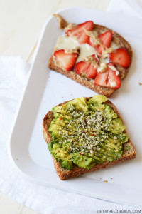 how to make avocado toast