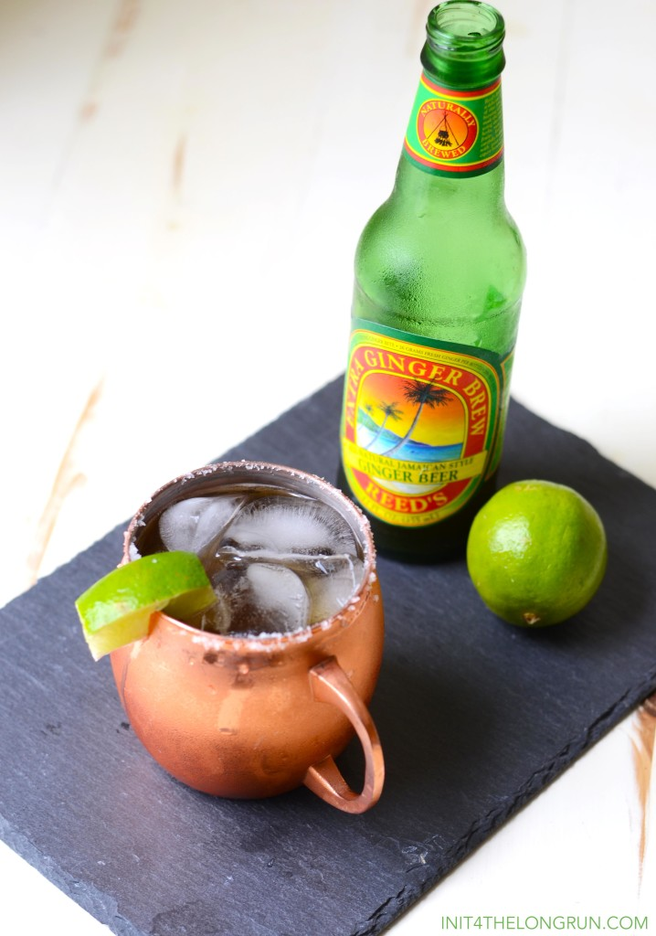 how to make a moscow mule with simple syrup