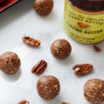 Pecan Pie Almond Butter Balls