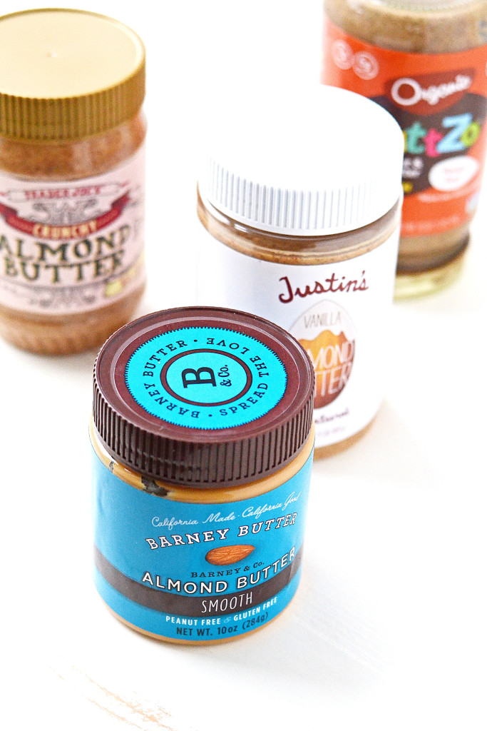 In it 4 the Long Run's Definitive Guide to Almond Butter: Everything you always wanted to know about almond butter but were afraid to ask.