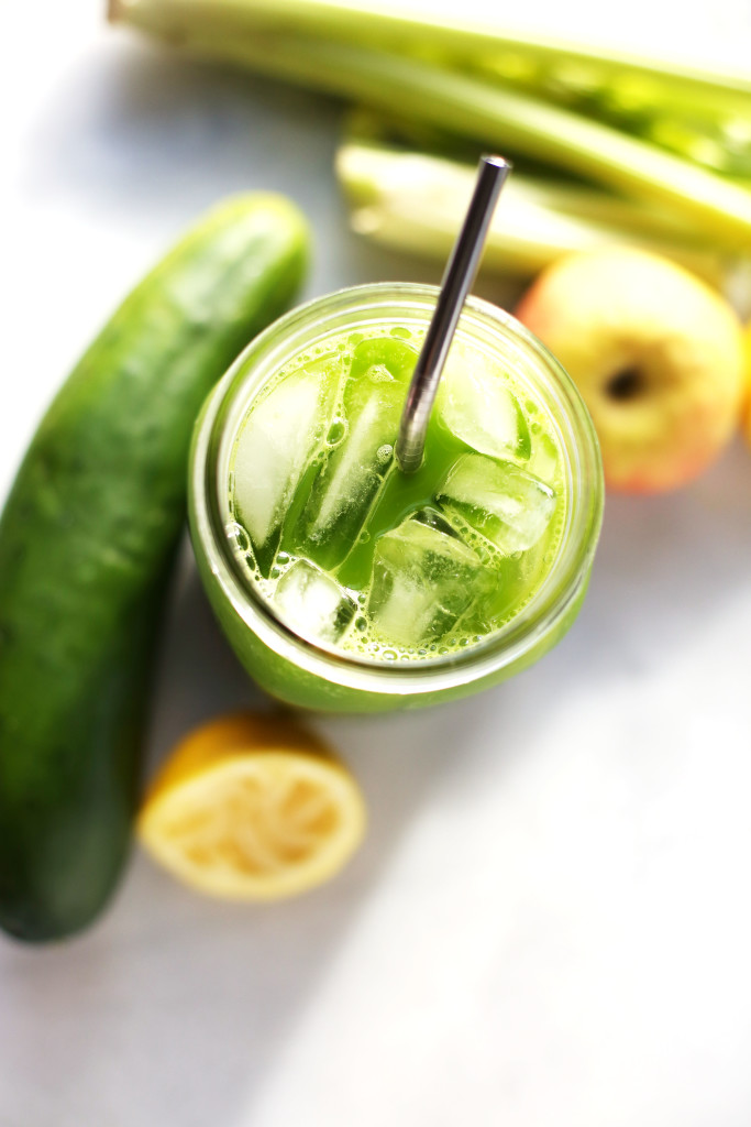 Simple Green Juice You Can Make Without a Juicer | In it ...