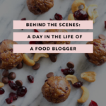 Behind the Scenes: A Day in the Life of a Food Blogger
