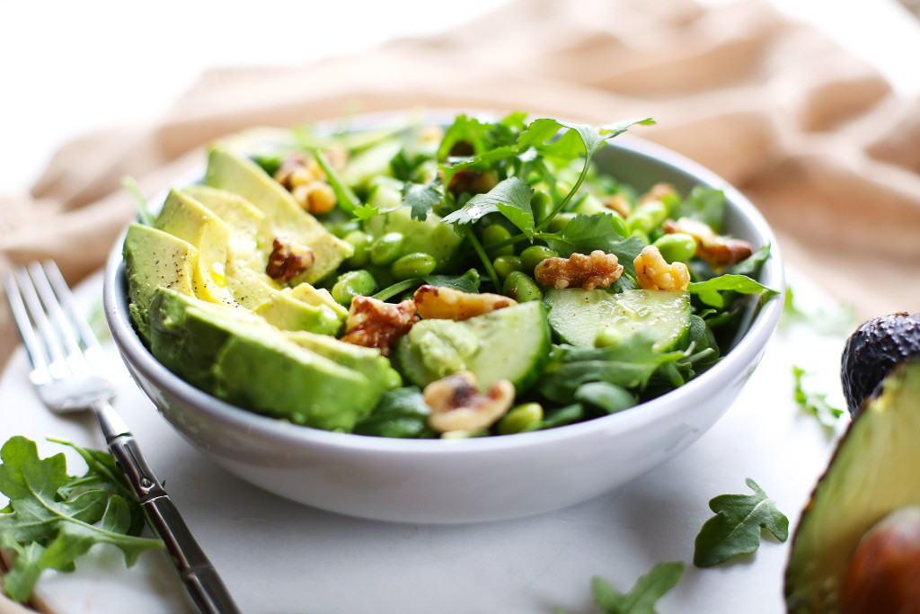 Green Goodness Salad