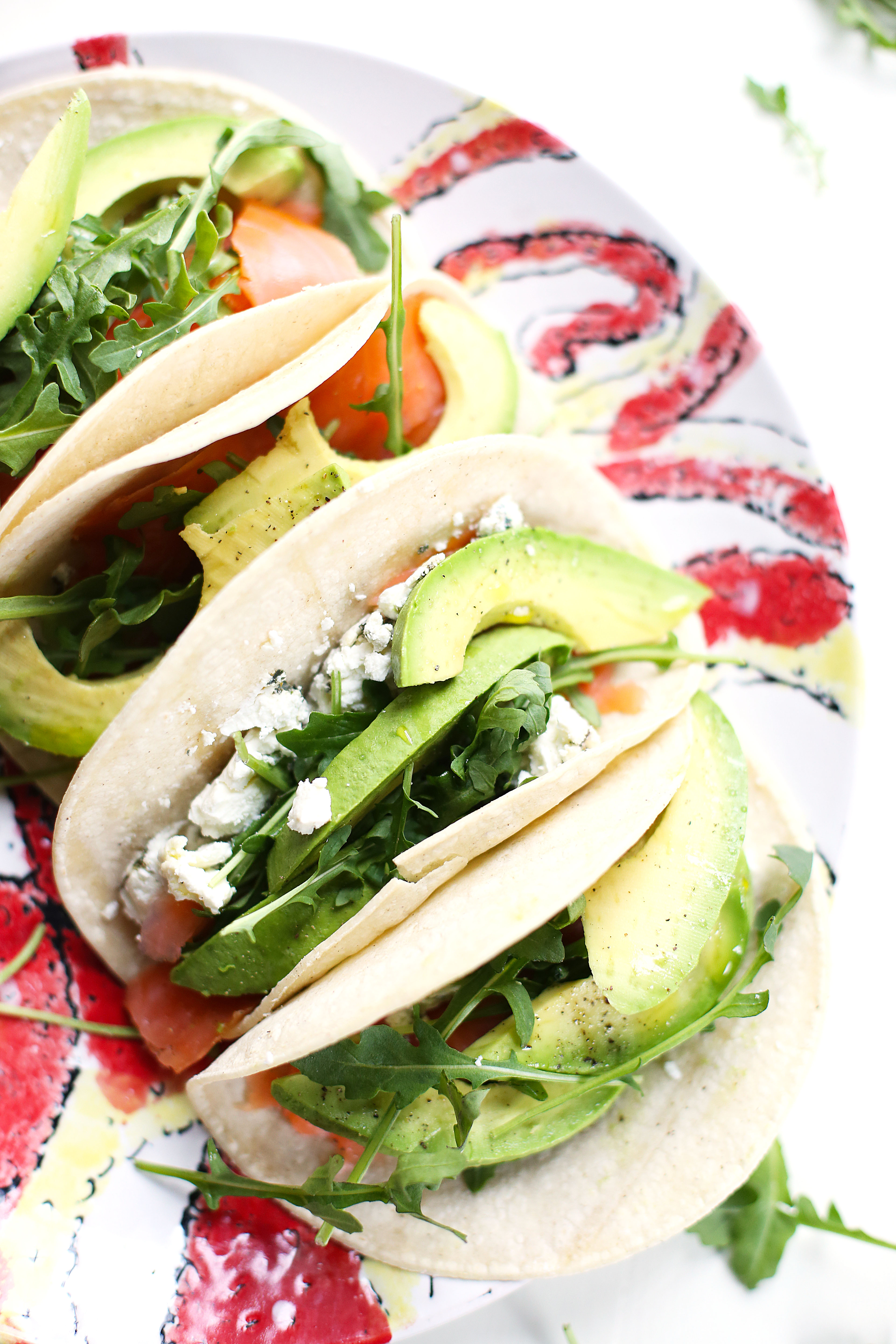 Smoked Salmon and Avocado Tacos – 6 Creative Recipes for your Next Taco Party