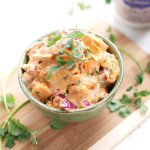 Vegan Friendly Sweet Potato Salad