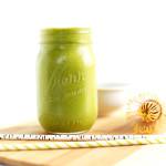 Coconut Matcha Green Smoothie