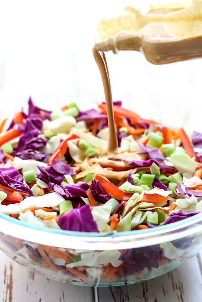 Thai Slaw with Cashew Curry Sauce-4