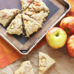 Cinnamon Honey Crisp Apple Scones + 4 More Fall Festive Recipes