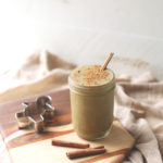 Chai Gingerbread Smoothie