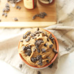 Edible Vegan Cookie Dough