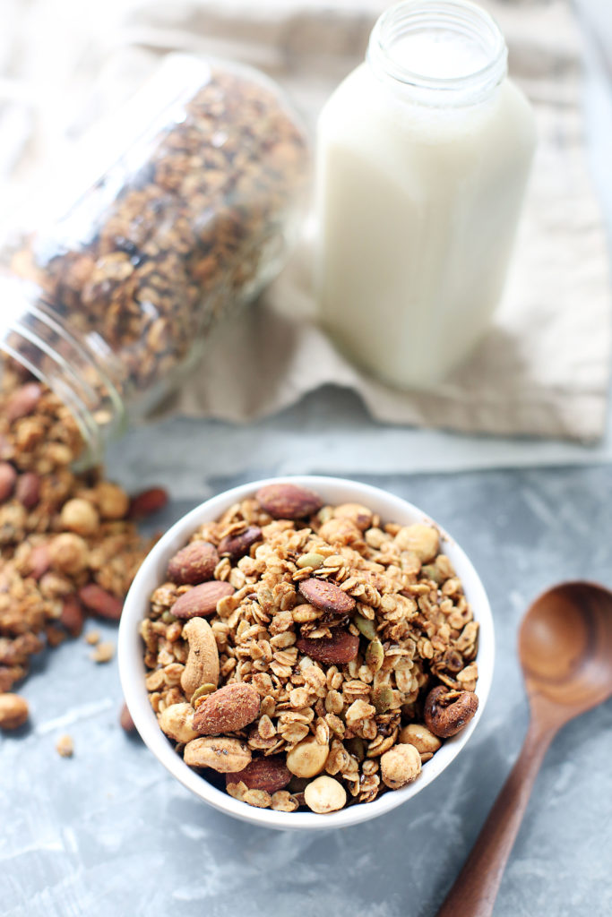 Go-to Homemade Granola