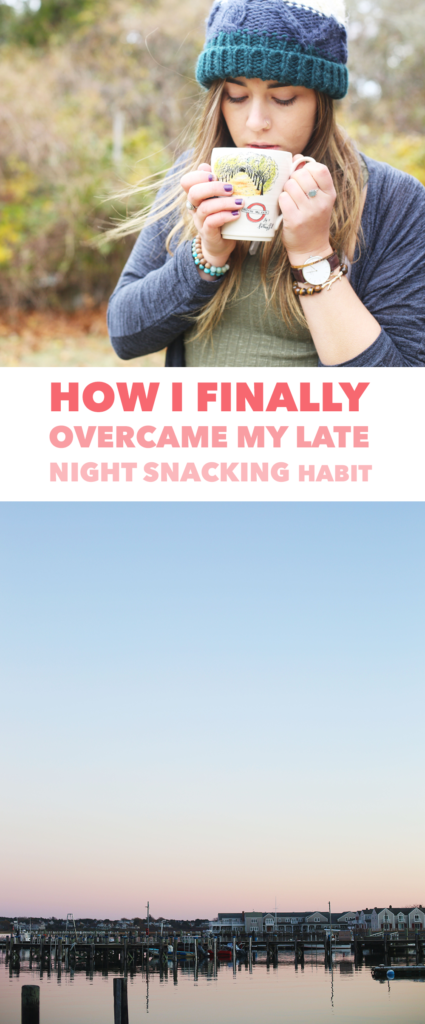How I Finally Overcame My Late Night Snacking Habit