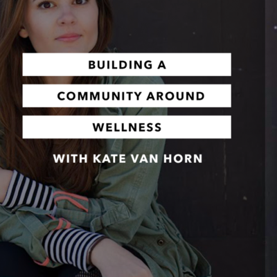 Building a Community Around Wellness – The Chasing Joy Podcast – Episode 1