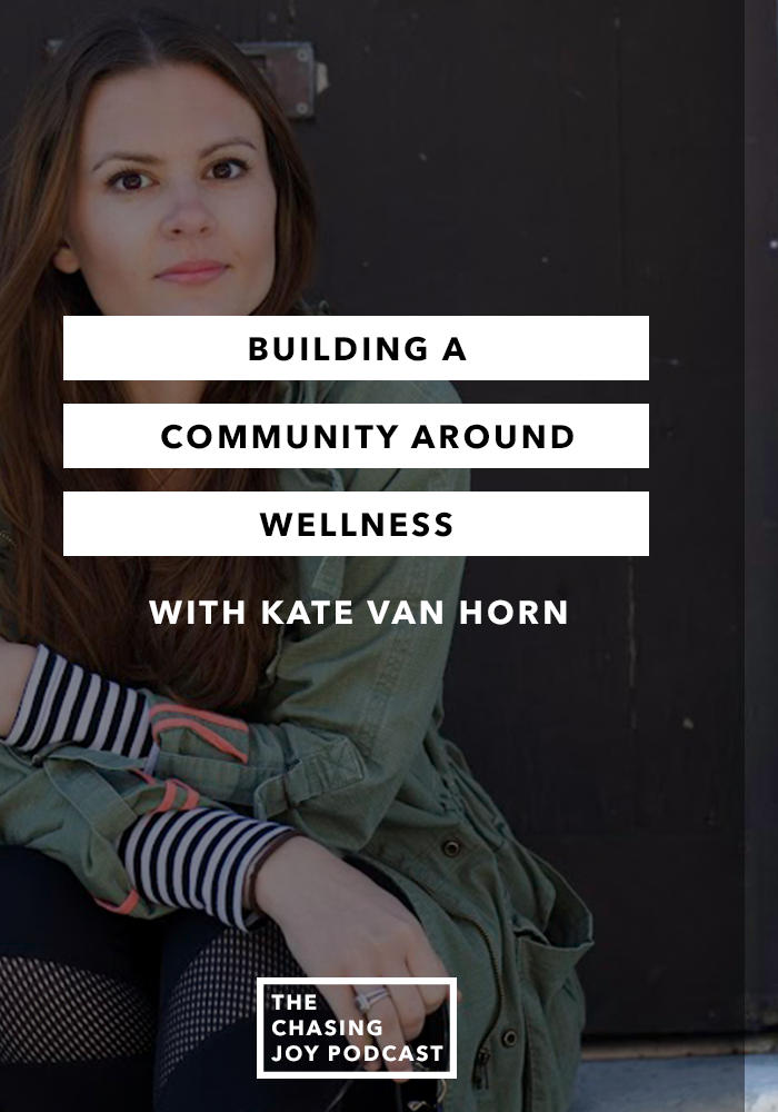 Building a Community Around Wellness
