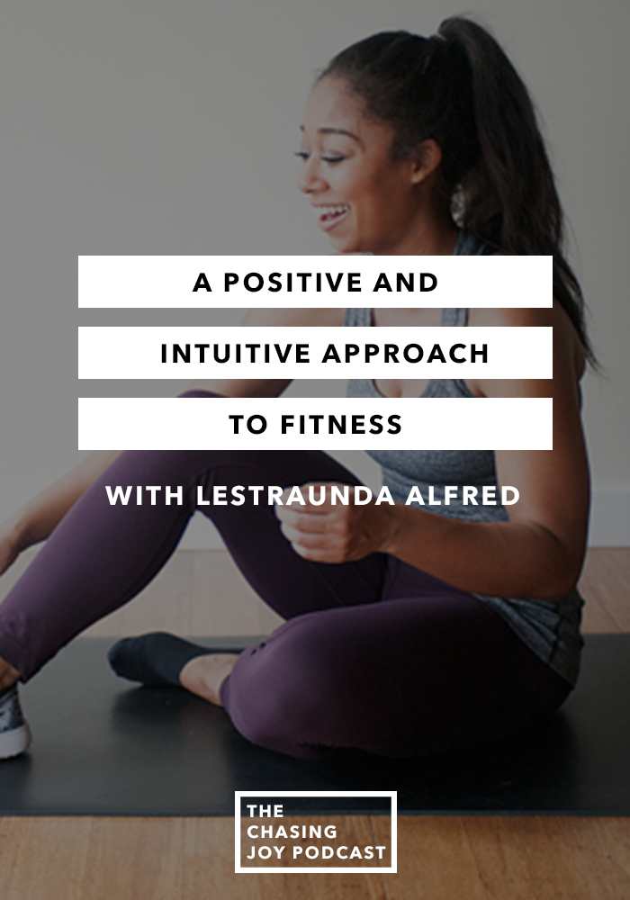 A Positive and Intuitive Approach to Fitness