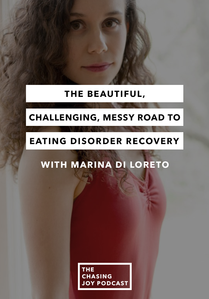 The Beautiful, Challenging, Messy Road to Eating Disorder Recovery