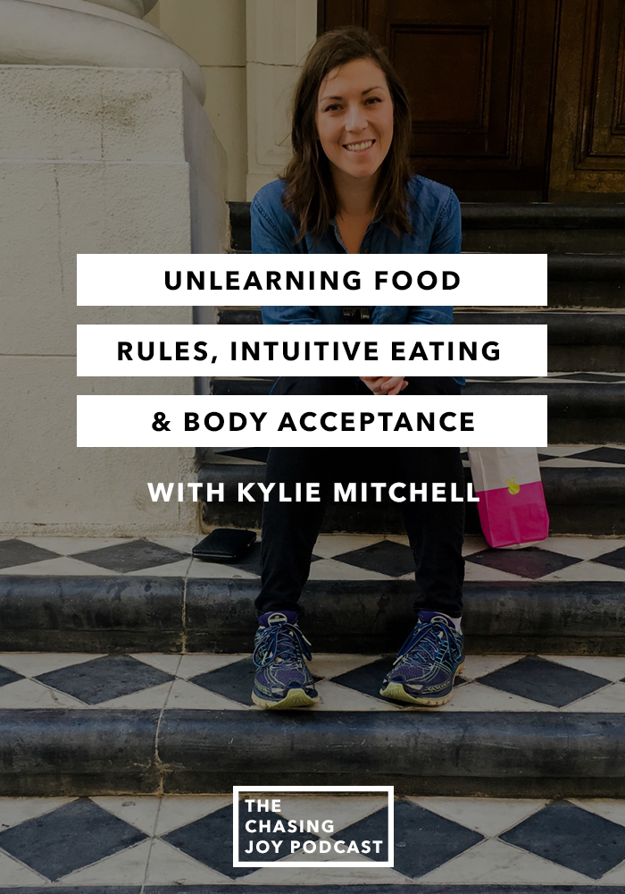 Unlearning Food Rules, Intuitive Eating & Body Acceptance