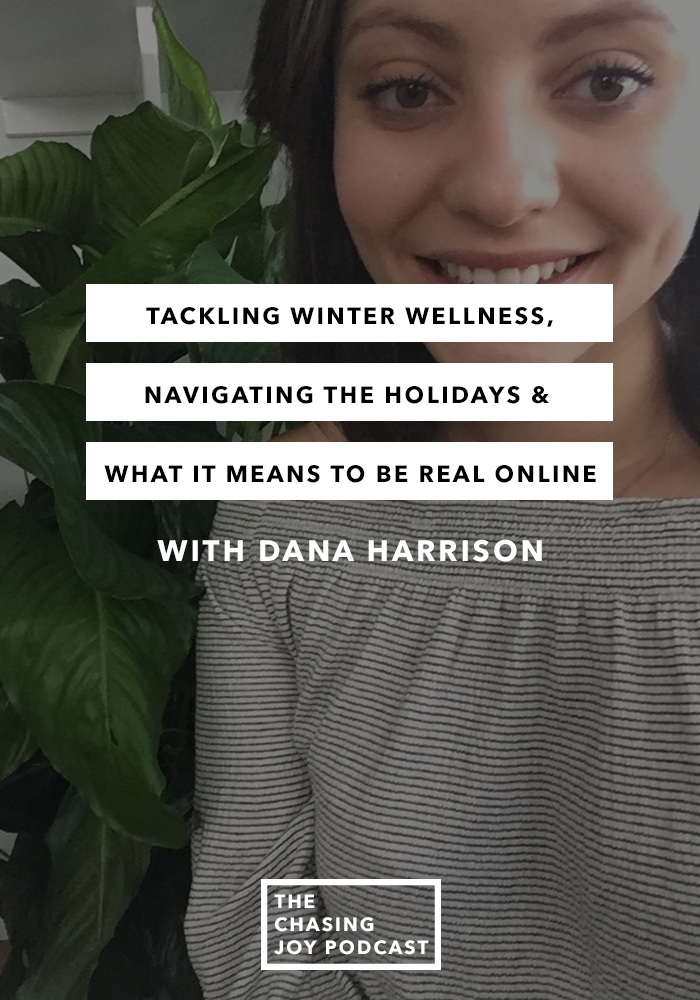 Tackling Winter Wellness, Navigating the Holidays & What it Means to Be Real Online