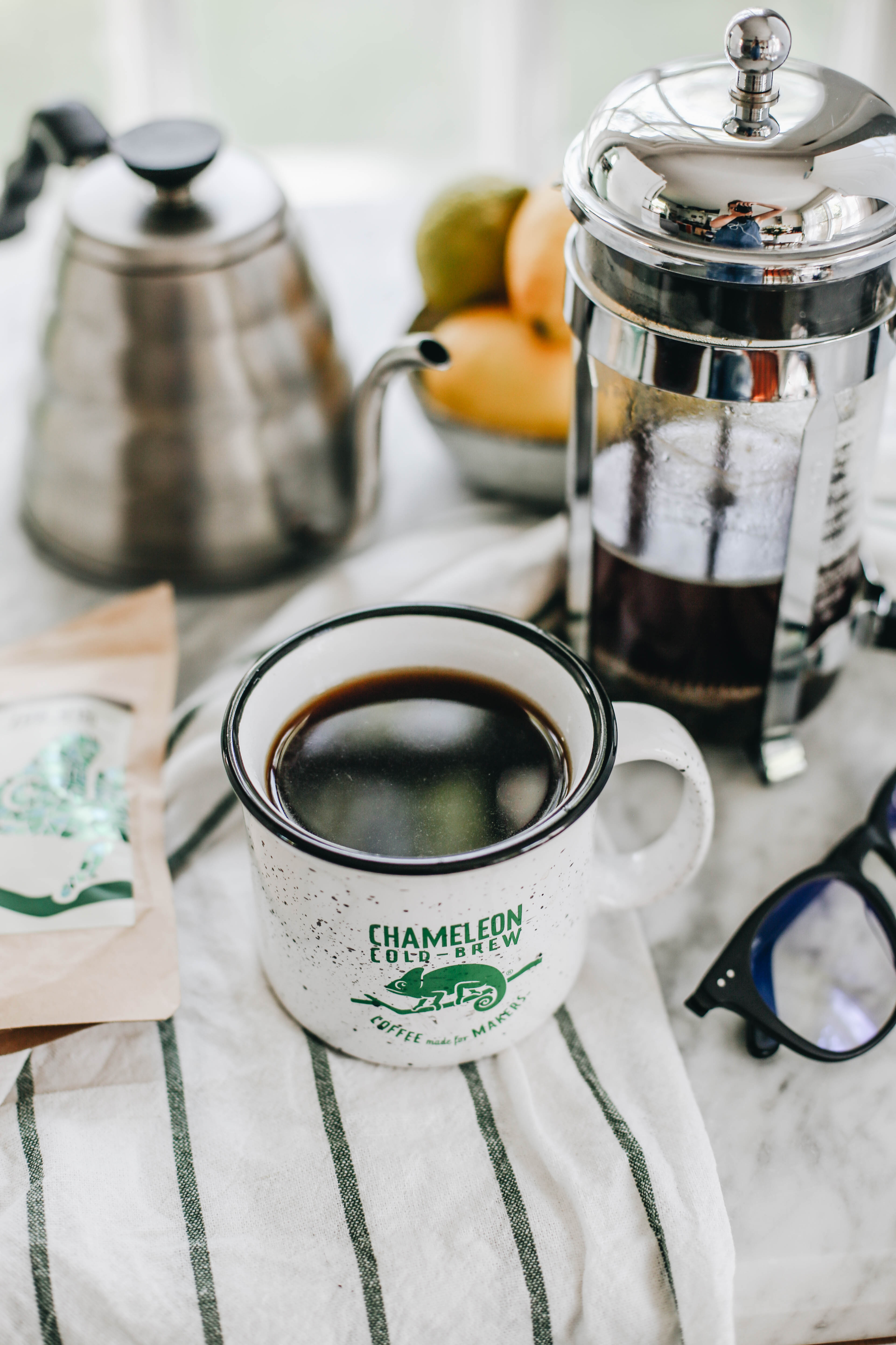 why sustainable coffee really matters - chameleon cold brew