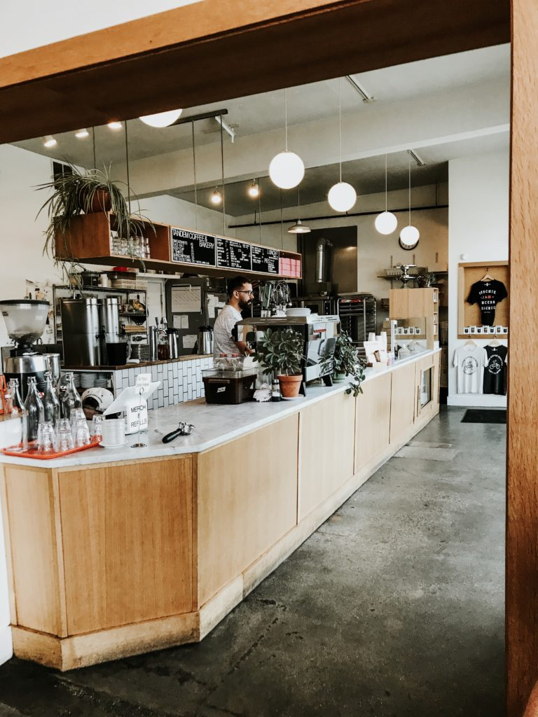 Portland Maine Coffee Shop Guide In It For The Long Run