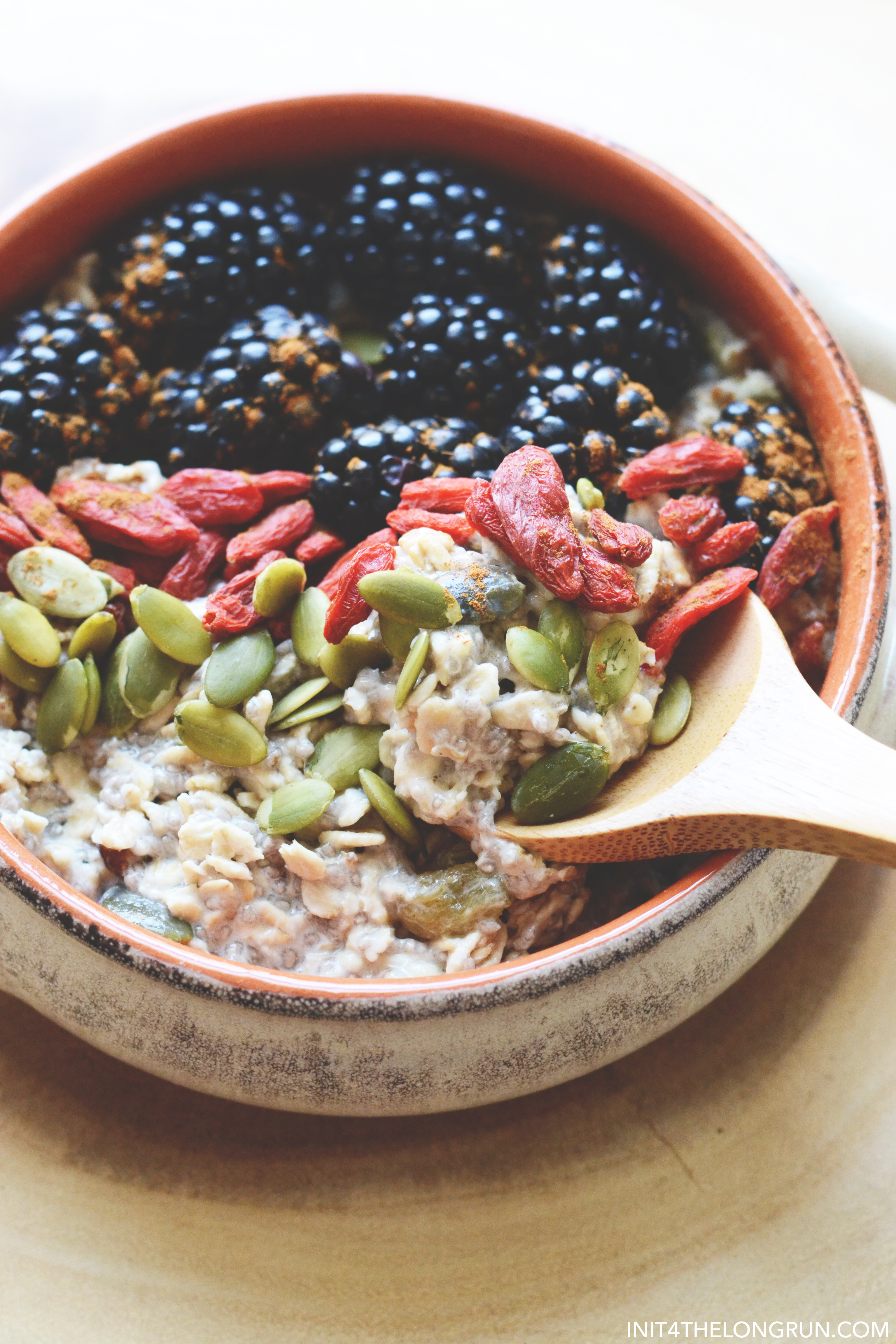 Superfood Bircher Muesli